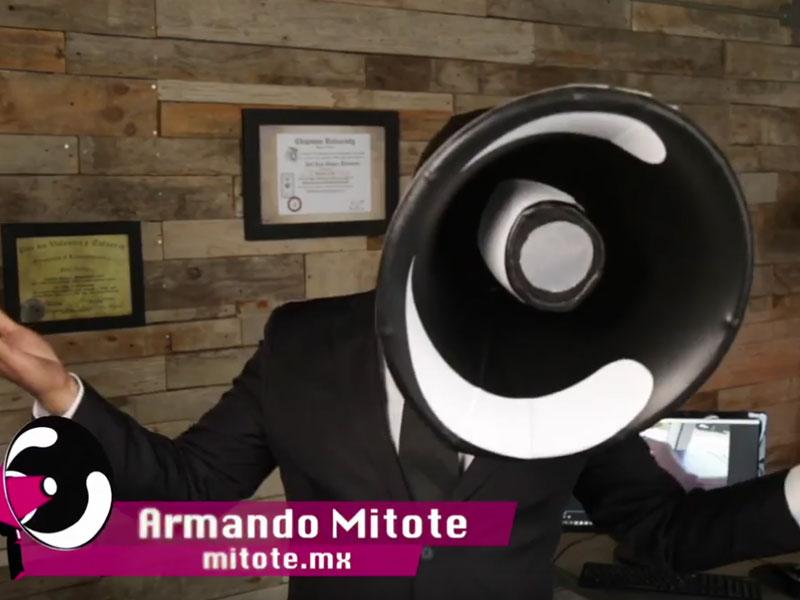 Promesas – Armando Mitote