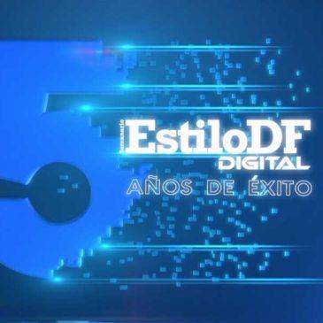 5to Aniversario EstiloDF Digital